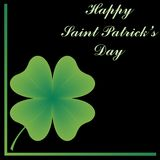 Happy saint patrick's day Stock Images
