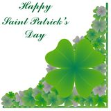 Happy saint Patrick's day 2 Royalty Free Stock Photos