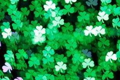 Happy Saint Patrick's Day Background Royalty Free Stock Photos