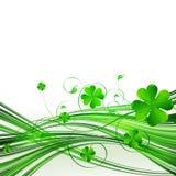 Happy Saint Patrick's Day Background Stock Photo