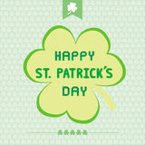 Happy Saint Patrick s Day3 Royalty Free Stock Photos