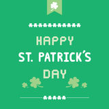 Happy Saint Patrick s Day4 Royalty Free Stock Photo