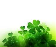 Happy Saint Patricks Day Background. Royalty Free Stock Photos