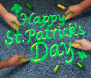 Happy Saint Patricks Day Royalty Free Stock Photos