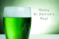 Happy saint patricks day Royalty Free Stock Photography