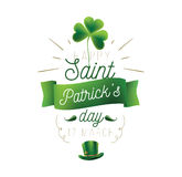 Happy Saint Patricks day Royalty Free Stock Image