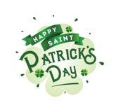 Happy Saint Patricks day Royalty Free Stock Photo