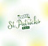 Happy Saint Patricks day Royalty Free Stock Photos
