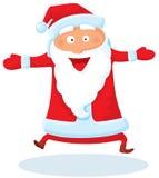 Happy Santa Royalty Free Stock Photos