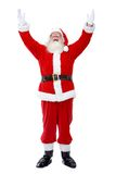 Happy Santa Claus Stock Images