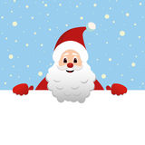 Happy Santa Claus Royalty Free Stock Image