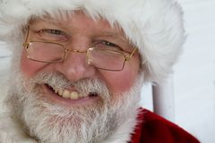 Happy Santa Claus Royalty Free Stock Photo