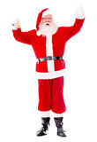 Happy Santa Claus Royalty Free Stock Photography