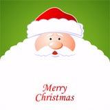 Happy Santa Claus Royalty Free Stock Images