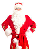 Happy Santa Claus. Stock Photo