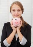 Happy Saver Royalty Free Stock Photos
