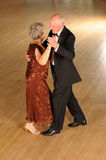 Happy Senior Couple Dancing Royalty Free Stock Photography