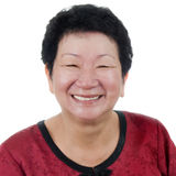 Happy Senior Woman. Royalty Free Stock Image