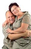 Happy seniors Royalty Free Stock Photos