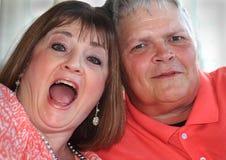 Happy Seniors Royalty Free Stock Photography