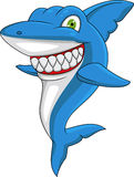 Happy shark Royalty Free Stock Photography