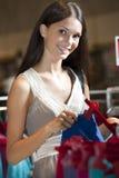 Happy shopper! Royalty Free Stock Photos