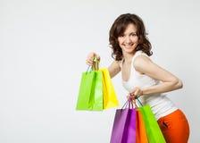 Happy shopping! Royalty Free Stock Photo