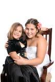 Happy Sisters Royalty Free Stock Photos