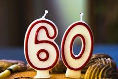 Happy sixties! Stock Photos