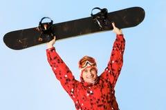 Happy skateboarder Royalty Free Stock Photo