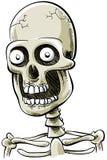 Happy Skull Stock Images