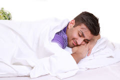 Happy sleep Royalty Free Stock Photo