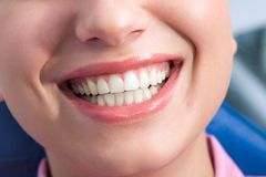 Happy smile Royalty Free Stock Photos