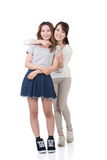 Happy smile Asian women Stock Images