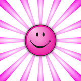 Happy smiley Royalty Free Stock Images