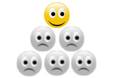 Happy Smiley Stock Image