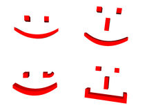 Happy Smiley Face. Stock Photography