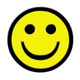 Happy smiley face Royalty Free Stock Photos