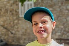 Happy smiling boy Stock Photo