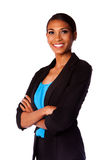 Happy smiling business woman Stock Photo
