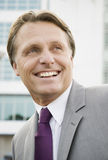Happy smiling businessman. Royalty Free Stock Photo