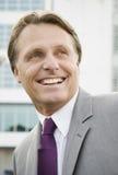 Happy smiling businessman. Royalty Free Stock Photo