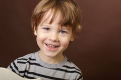 Happy Smiling Child Royalty Free Stock Photos