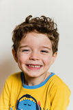 Happy smiling cute boy Royalty Free Stock Photos