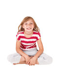 Happy Smiling Girl. Stock Photography
