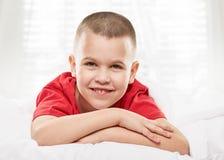 Happy smiling kid Royalty Free Stock Photo