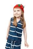 Happy smiling little girl Stock Image