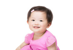 Happy smiling little girl Royalty Free Stock Image