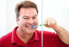 Good Dental Hygiene Royalty Free Stock Photography
