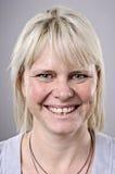 Happy smiling portrait Stock Photos
